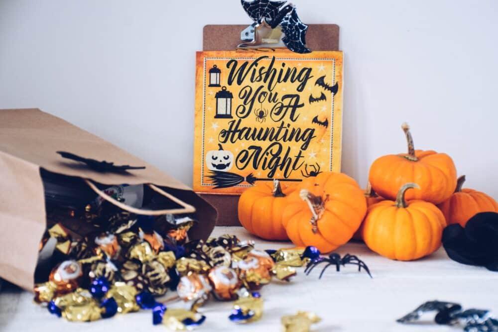 upwego elementos de halloween