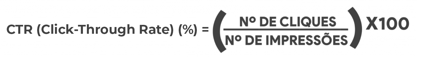 formula for ctr